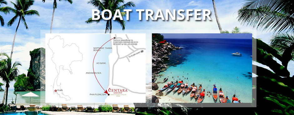 Boat Transfer Services