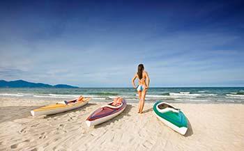 Sandy Beach Non Nuoc Resort Da Nang Vietnam, Managed by Centara